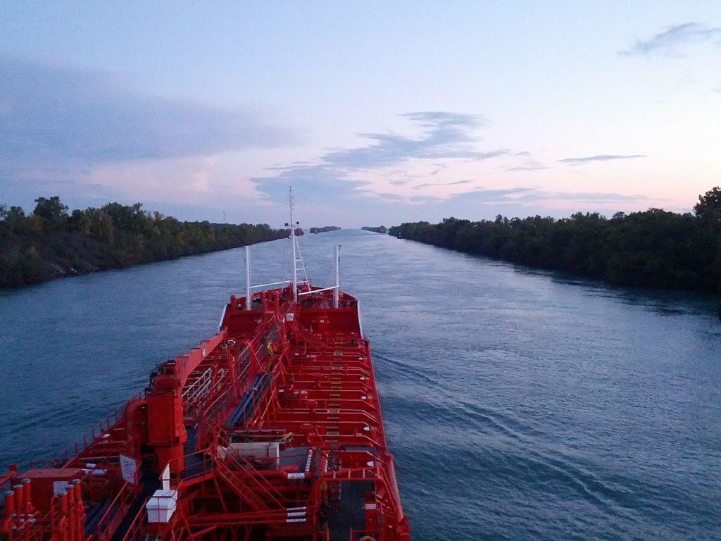 South shore canal
